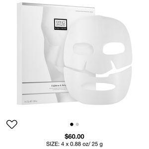 ✨New✨ ERNO LASZLO White MarbleBright Hydrogel Mask